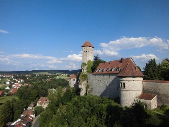 Castle in Neuhaus