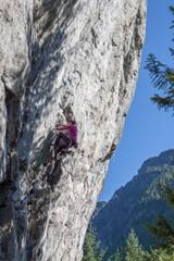 Little Si climbing