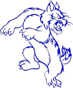 Lee County High School Mascot
