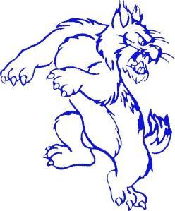 Lee County High School Mascot