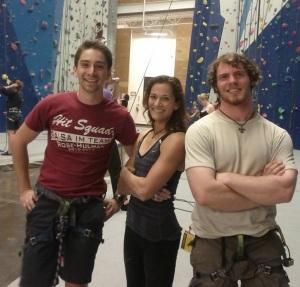 SG climbing