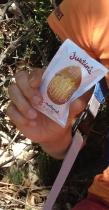 Maple almond butter, yum!