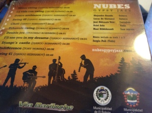 Nubes Gypsy Jazz