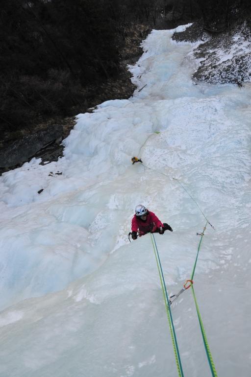 Ice Climbing China