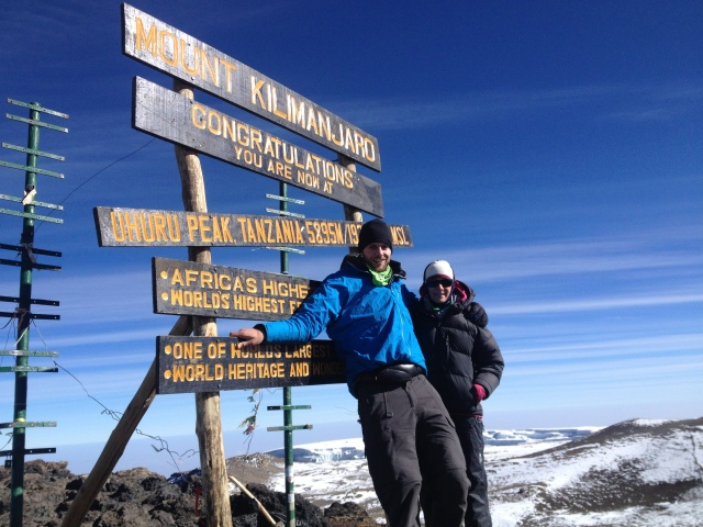 Kili summit