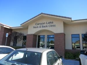 Canyon Lake Back and Neck Clinic