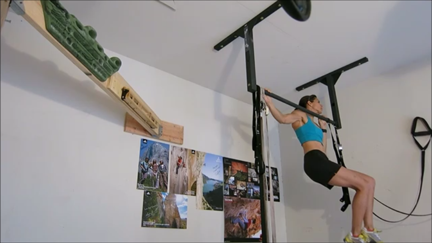Rock Climbing Pullup Bar Review Audrey Sniezek