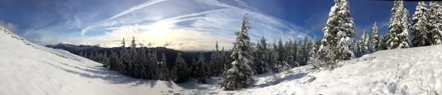 Mailbox peak January 2016