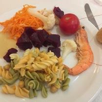 Lunch Buffet in Gap, France