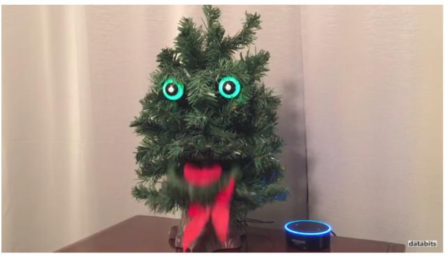 Creepy Christmas Tree